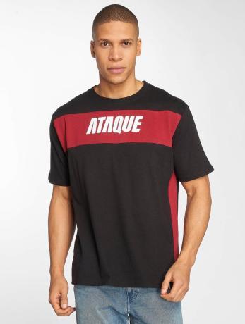 ataque-manner-t-shirt-getxo-in-schwarz