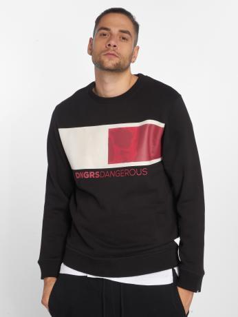 dangerous-dngrs-manner-pullover-twoface-in-schwarz