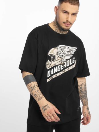 dangerous-dngrs-manner-t-shirt-dngrs-romain-in-schwarz