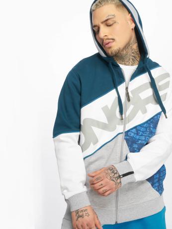 dangerous-dngrs-manner-zip-hoodie-dngrs-flush-in-blau