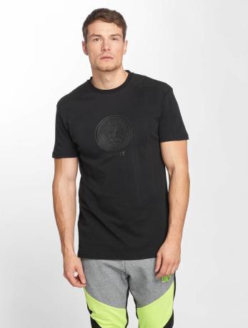 unkut-manner-t-shirt-beast-in-schwarz