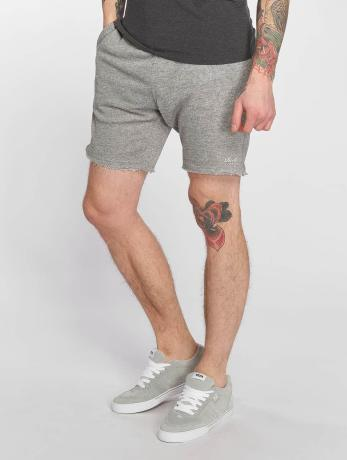 reell-jeans-manner-shorts-script-in-grau