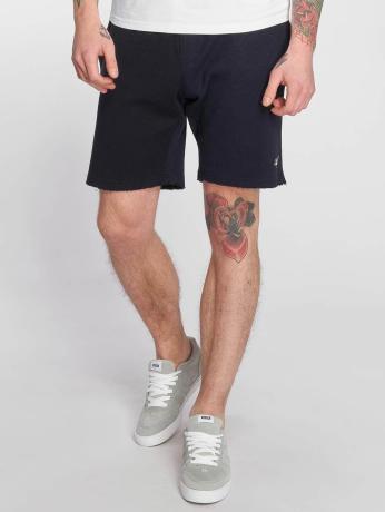 reell-jeans-manner-shorts-script-in-blau