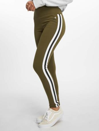just-rhyse-frauen-legging-villamontes-in-olive