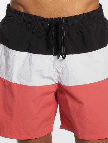 urban-classics-manner-sport-badeshorts-color-block-in-rosa