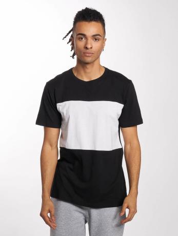 urban-classics-manner-sport-t-shirt-contrast-panel-in-schwarz
