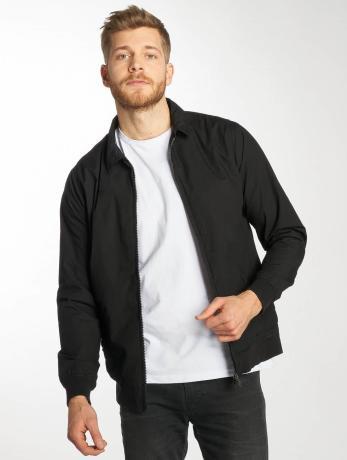 urban-classics-manner-ubergangsjacke-cotton-worker-in-schwarz