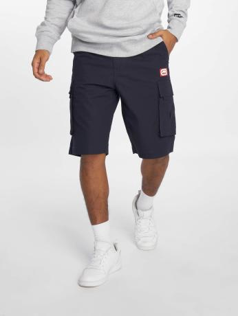 ecko-unltd-manner-shorts-rockaway-in-blau