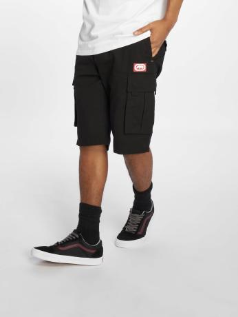 ecko-unltd-manner-shorts-rockaway-in-schwarz