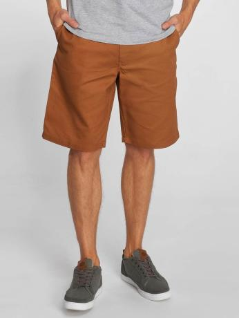 dickies-manner-shorts-cotton-873-in-braun