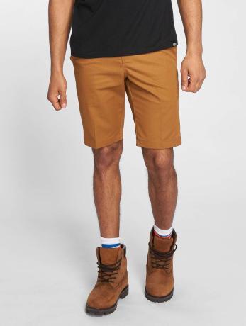 dickies-manner-shorts-industrial-work-in-braun