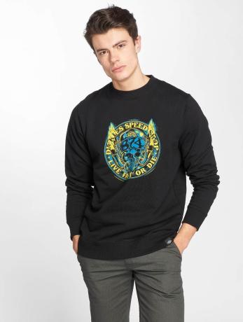 dickies-manner-pullover-springlake-in-schwarz