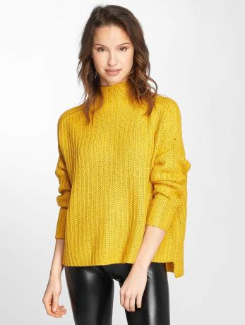 noisy-may-frauen-pullover-nmchung-in-gelb