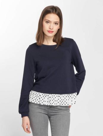 vero-moda-frauen-pullover-vmlinit-in-blau