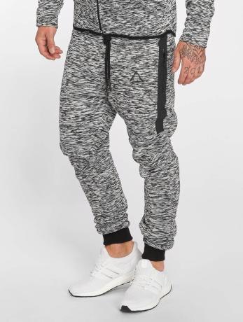 vsct-clubwear-manner-jogginghose-melange-techfleece-in-grau