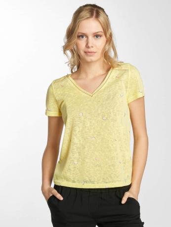 grace-mila-frauen-t-shirt-paquita-in-gelb
