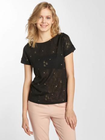 grace-mila-frauen-t-shirt-paris-in-schwarz
