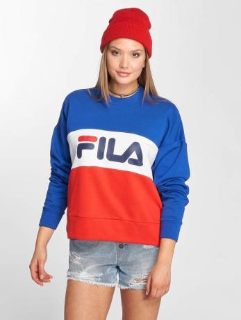 fila-frauen-pullover-leah-in-blau