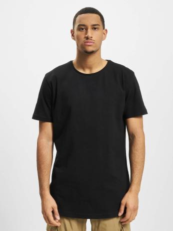 def-manner-sport-t-shirt-dedication-in-schwarz