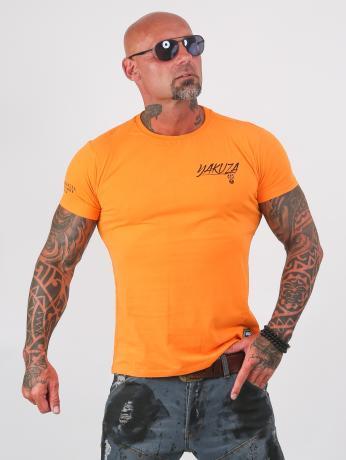 yakuza-manner-t-shirt-daily-use-in-orange