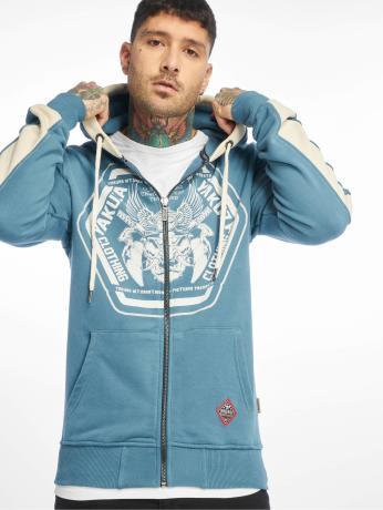 yakuza-manner-zip-hoodie-samurai-in-blau