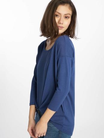 only-frauen-pullover-onlelcos-4-5-in-blau