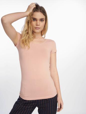 only-frauen-t-shirt-onllive-love-o-neck-in-rosa