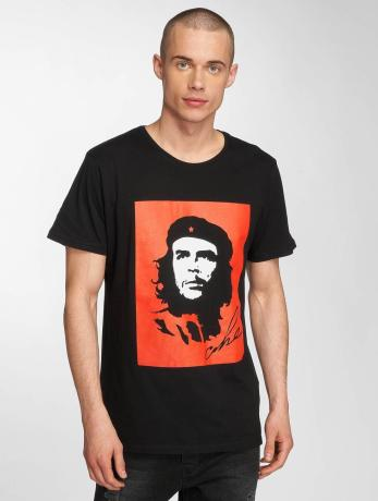 merchcode-manner-t-shirt-che-in-schwarz