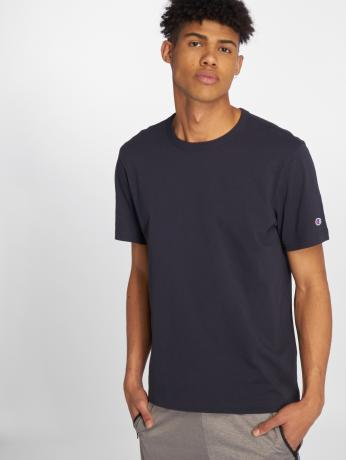 champion-manner-t-shirt-classico-in-blau
