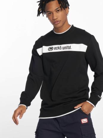 ecko-unltd-manner-pullover-far-rockaway-in-schwarz