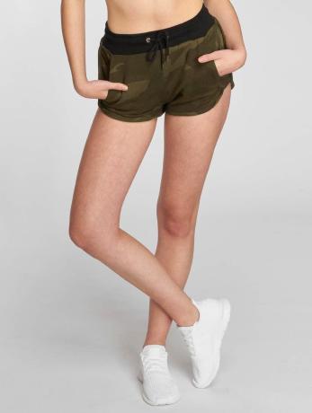 urban-classics-frauen-shorts-camo-in-camouflage