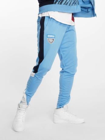 staple-pigeon-manner-jogginghose-poly-in-blau