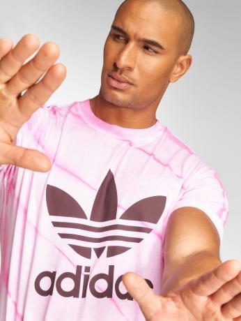 adidas-originals-manner-t-shirt-tie-dye-tee-in-pink