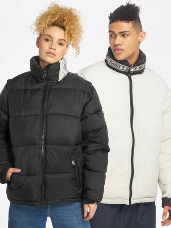 karl-kani-manner-frauen-puffer-jacket-bubble-in-schwarz