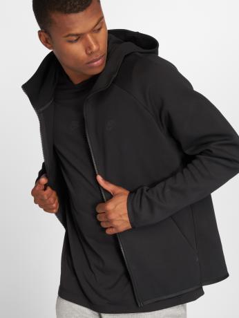 nike-manner-zip-hoodie-sportswear-tech-fleece-in-schwarz