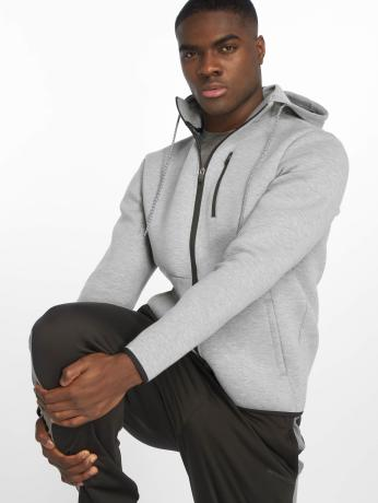 def-sports-manner-zip-hoodie-bizier-in-grau