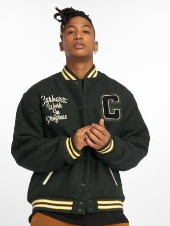 carhartt-wip-manner-college-jacke-pembroke-varsity-in-grun