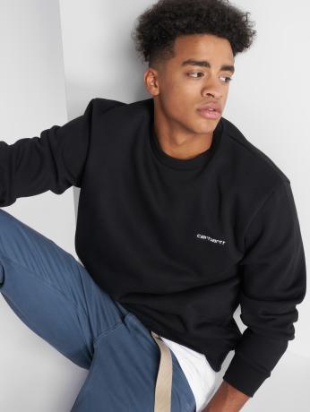 carhartt-wip-manner-pullover-script-embroidery-in-schwarz