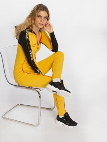 onepiece-frauen-jumpsuit-pit-crew-in-gelb