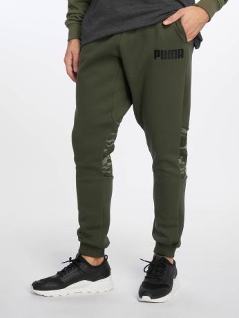 puma-manner-jogginghose-camo-in-olive
