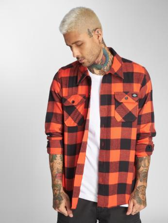 dickies-manner-hemd-sacramento-in-orange