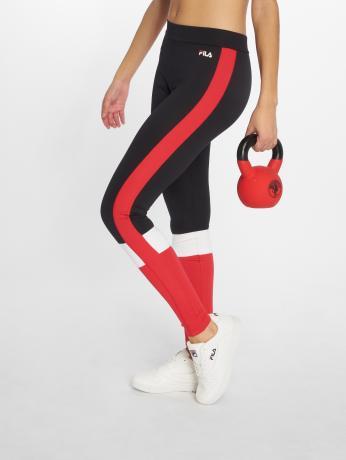 fila-frauen-legging-urban-line-anca-leggings-in-rot