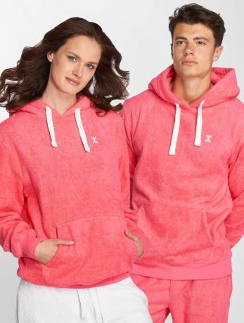 onepiece-manner-frauen-hoody-towel-in-pink
