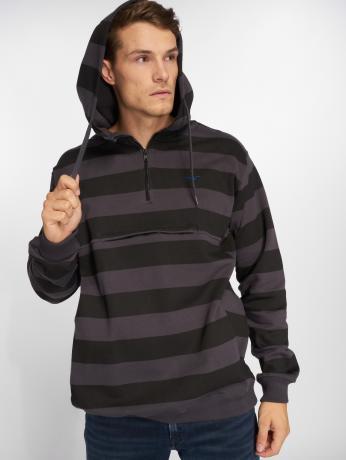 cleptomanicx-manner-hoody-stripe-3-0-in-schwarz