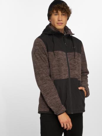 cleptomanicx-manner-zip-hoodie-fleecer-in-schwarz