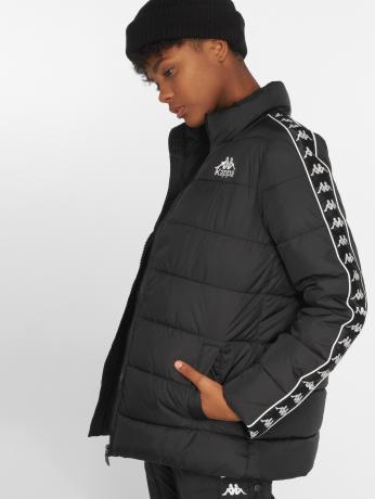 kappa-frauen-puffer-jacket-denise-in-schwarz