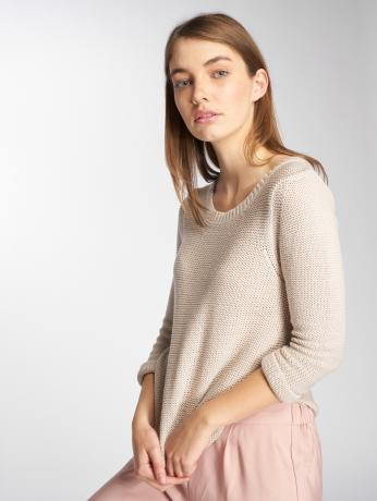 mavi-jeans-frauen-pullover-long-sleeve-in-beige