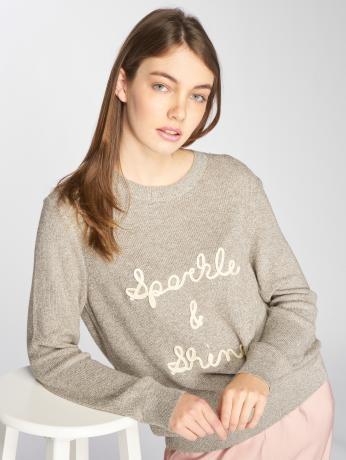 mavi-jeans-frauen-pullover-embroidery-in-braun