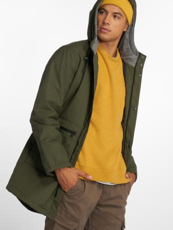 only-sons-manner-winterjacke-onssigvad-in-olive