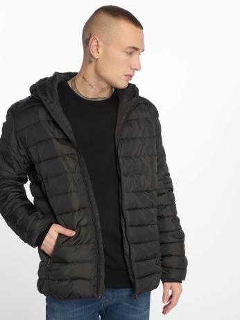 only-sons-manner-puffer-jacket-onsliner-in-schwarz